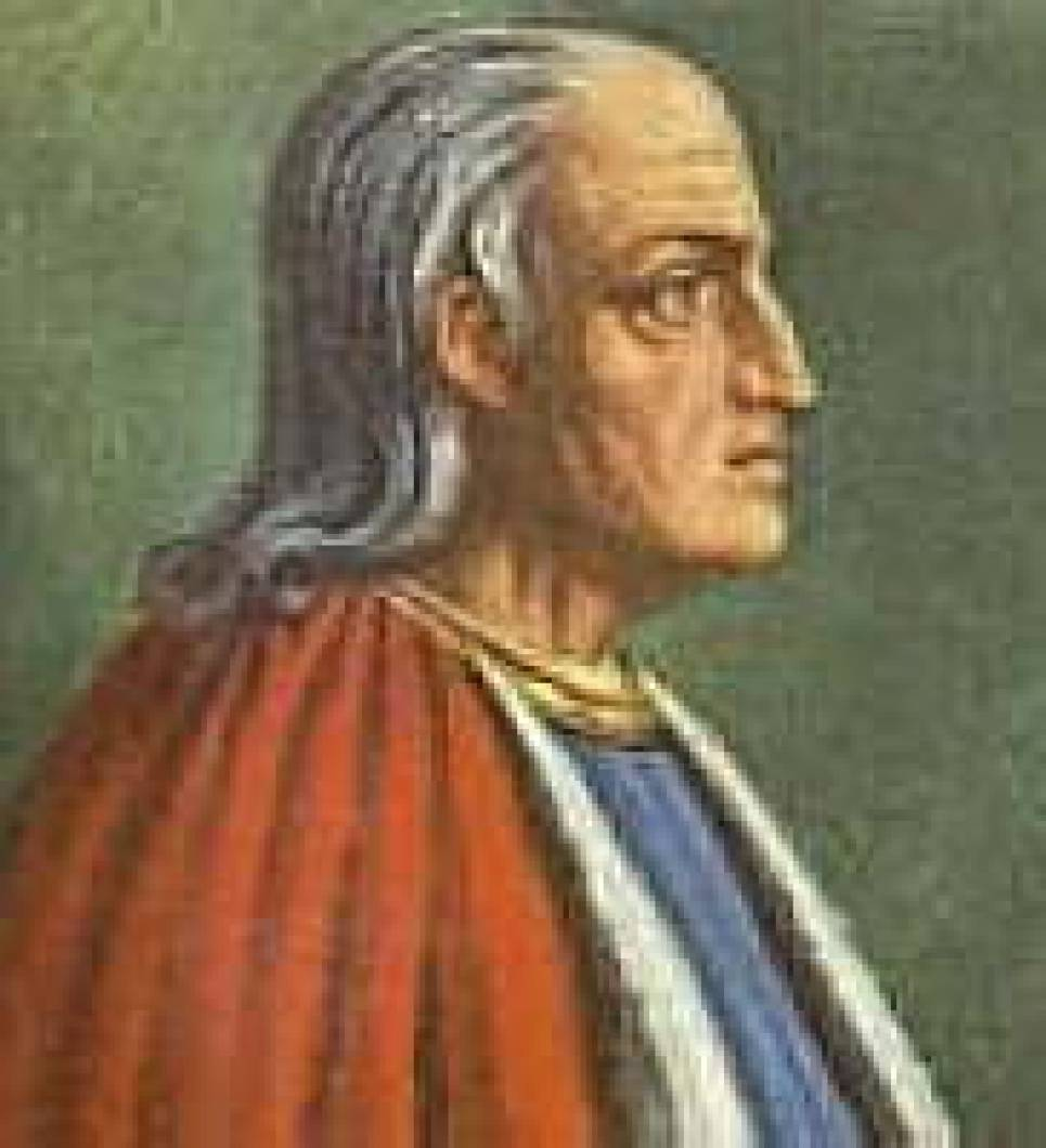 an analysis of the philosophy of anselm the archbishop of canterbury